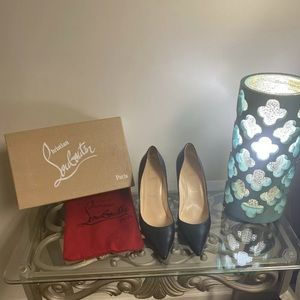 Pre-owned Christian Louboutin (great condition)